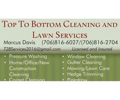 Top to Bottom Cleaning and Lawn Service