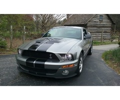 2009 Ford Mustang Split