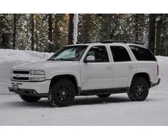 2002 Chevrolet Tahoe Z-71 4x4 VORTEC 5300