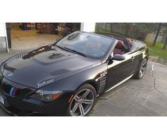 2007 BMW M6 E64