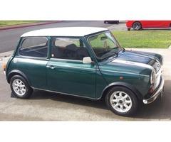 1991 classic Mini Cooper