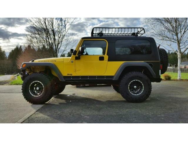2006 jeep wrangler rubicon lj cars longview. Black Bedroom Furniture Sets. Home Design Ideas