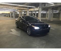 2008 BMW M5 m5