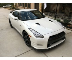 2016 Nissan GT-R Black Edition Coupe