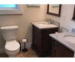 2 bedroom and 1.5 bathroom townhome