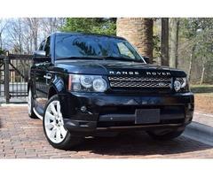 2013 Land Rover Range Rover Sport HSE LUXURY-EDITION