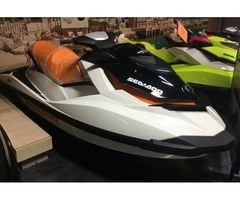SALE! WAS $7,699.00! New 2017 Sea-Doo GTS Personal Watercraft - $6995