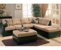 SOFA SECTIONAL ( NEW )
