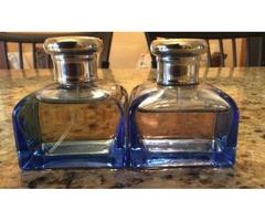 Ralph Lauren Blue Original Perfume Set of 2 bottles