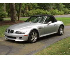 2001 BMW M Roadster & Coupe M Roadster