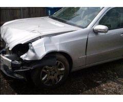 2008 mercedes e320 exterior color silver