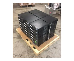 42 Dell Optiplex 980 SFF computers with i3, i5, i7 processors - No OS