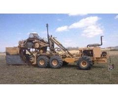 1990 Speicher 6060 Tilling Machine