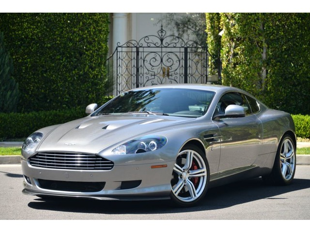 Aston Martin DB Sports Cars Glennville California - 2007 aston martin db9