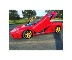 2003 Ferrari 360 Spyder Convertible