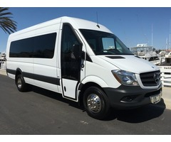 2014 Mercedes-Benz Sprinter Meridian 3500