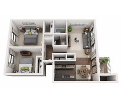 Remodeled 1 & 2 Bedroom Apartments