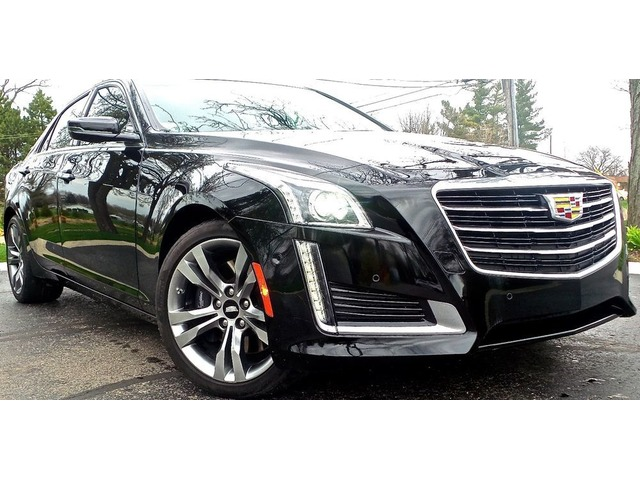 2016 Cadillac Cts V Sport Sports Cars Walkerville Michigan