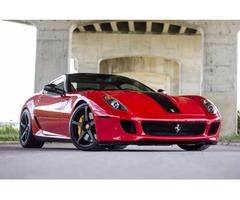 2008 Ferrari 599 HGTE