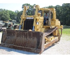 1995 Caterpillar D7H Series II Dozer