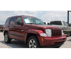2008 Jeep Liberty 4X4 LOW MILES