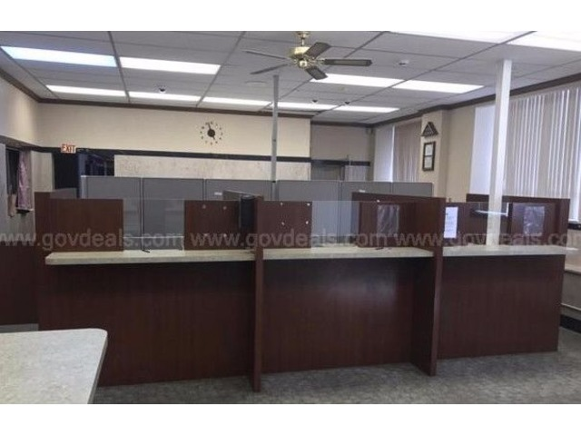 Teller Stations, Receptionist Counter | free-classifieds-usa.com