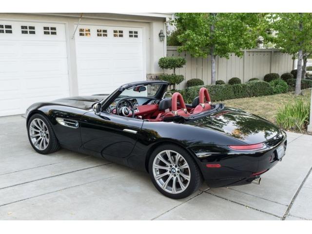 2001 BMW Z8 - Cabriolet - Glencoe - California - announcement-68985