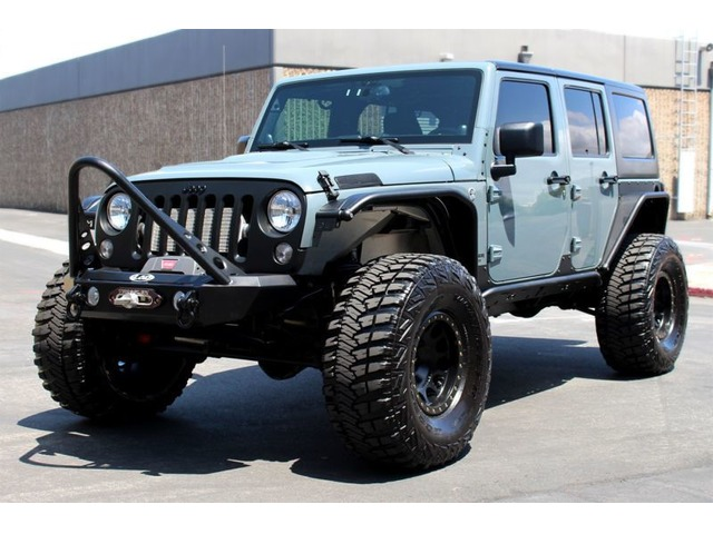 2014 jeep wrangler suvs grand terrace california
