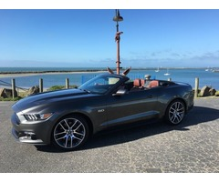 2015 Ford Mustang GT Premium 50th Anniversary