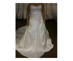 Wedding Dress -Ivory Color