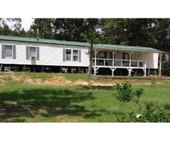 16 X 80 Mobile Home on almost an Acre