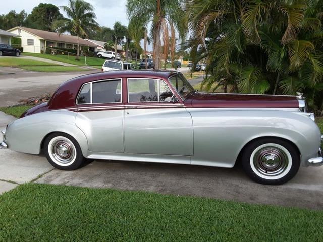 Bentley continental 1960