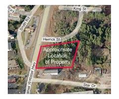 Corner Commercial 2.48 Acre Lot for Sale-Merrimack