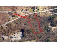 10 Acre Commercial Parcel for Sale-Londonderry