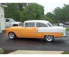 1955 Chevrolet Bel Air150210 2 Door SDN