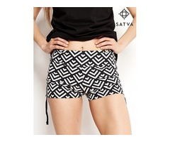 Womens gym shorts