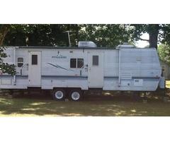 32 foot Mallard Travel Trailer w/bump out