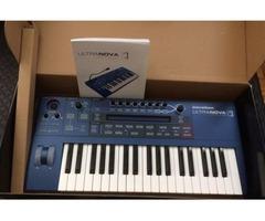 Novation Ultranova Keyboard