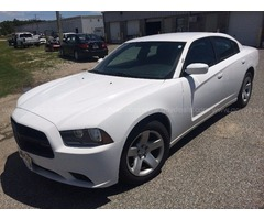2012 Dodge Charger Police (#6352-52)