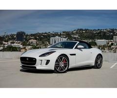 2016 Jaguar F-Type TYPE R