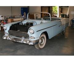1955 Chevrolet Bel Air150210 Convertible
