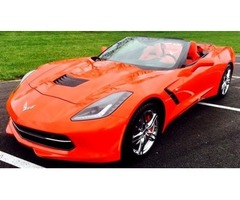 2016 Chevrolet Corvette 2 DOOR CONVERTIBLE