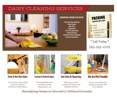 SPRING TIME CLEANING SERVICES