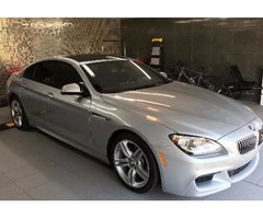2015 BMW 640i Gran Coupe xDrive
