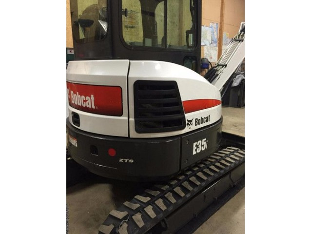 2014 Bobcat E35i Mini Excavator | free-classifieds-usa.com