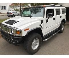 2004 Hummer H2 luxury