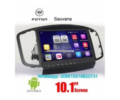 Foton Sauvana Car audio radio update android wifi GPS navigation camera