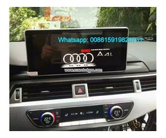 Audi A4 L Q5 2017 Car radio update android wifi GPS navigation camera