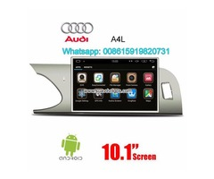 Audi A4L 2008-2012 Car radio update android wifi GPS navigation camera