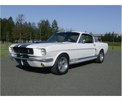 1965 Ford Mustang Shelby 350